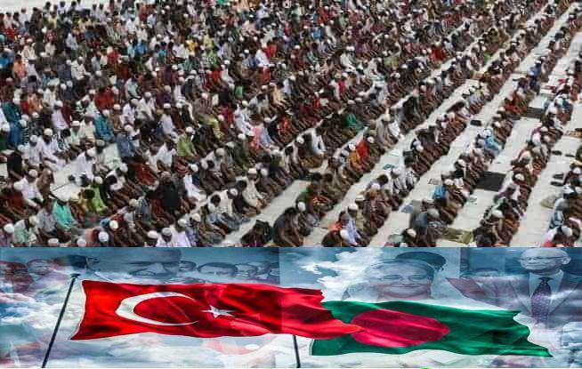 Bangladesh celebrating Holy Eid -ul-Azha